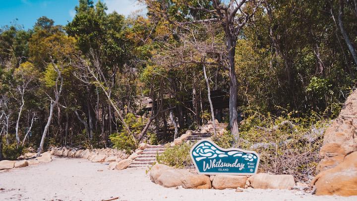 The Best Whitsunday Island