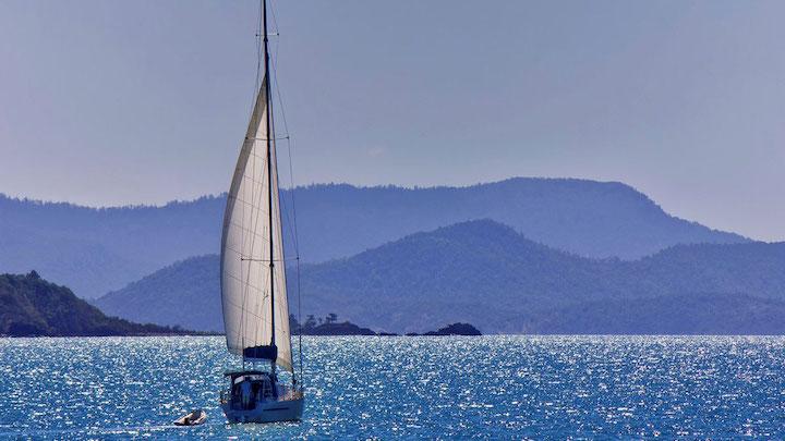 sailing yacht whtisundays