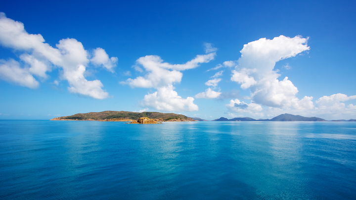 Weather in the whitsundays